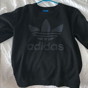Adidas sweatshirt small